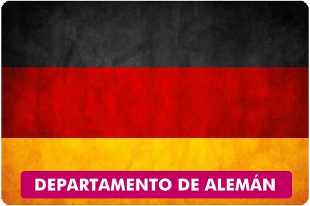 Departamento de Alemán