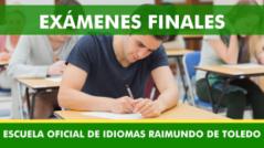 boton examenes finales 239x134 - Exámenes finales oficiales, libres y distancia septiembre 2019
