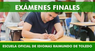 boton examenes finales - Departamento de Español
