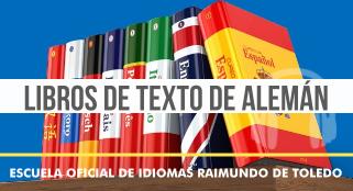 boton libros texto aleman - Auxiliares de conversación Alemán