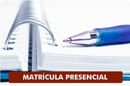 Matrícula Presencial – Adjudicación de vacantes