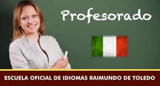 boton profesorado italiano - Aula de autoaprendizaje de Italiano