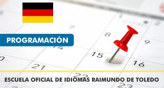 boton programacion aleman - Departamento de Alemán