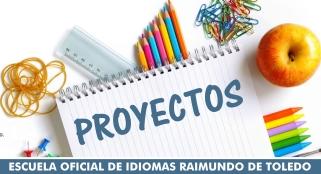 boton proyectos - Departamento de Italiano