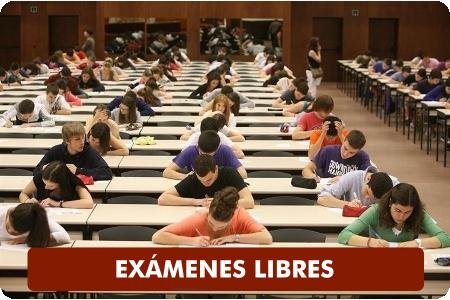 Exámenes Libres