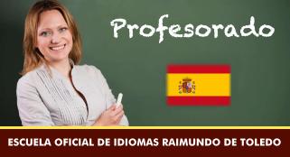boton profesorado espanol - Departamento de Español