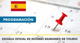 boton programacion espanol - Programación de Español