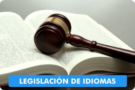 Legislación de Idiomas