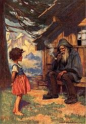170px Heidi and her grandfather - Leseförderung - Fomento de la lectura en alemán