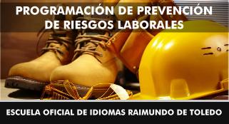 banner prevencion riesgos laborales - Documentos Institucionales