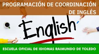 banner programacion coordinacion ingles - Documentos Institucionales