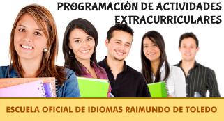banner programacion extracurriculares - Documentos Institucionales