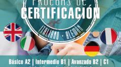 CartelPruebaIdiomas2018 239x134 - Pruebas de certificación libres 2017-18