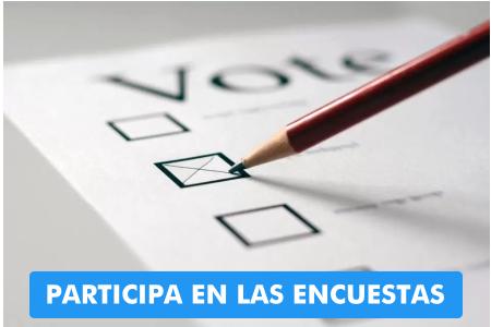 boton encuestas - Participa en las encuestas de satisfacción de los servicios no docentes del centro