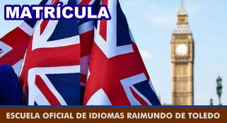 boton matricula thats - Otros trámites That's English