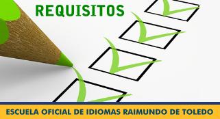 boton requisitos thats - Otros trámites That's English